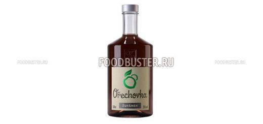 Чешский алкогольный напиток Ореховка