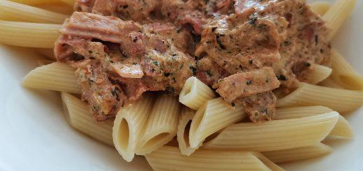 Паста Карбонара простой пошаговый рецепт