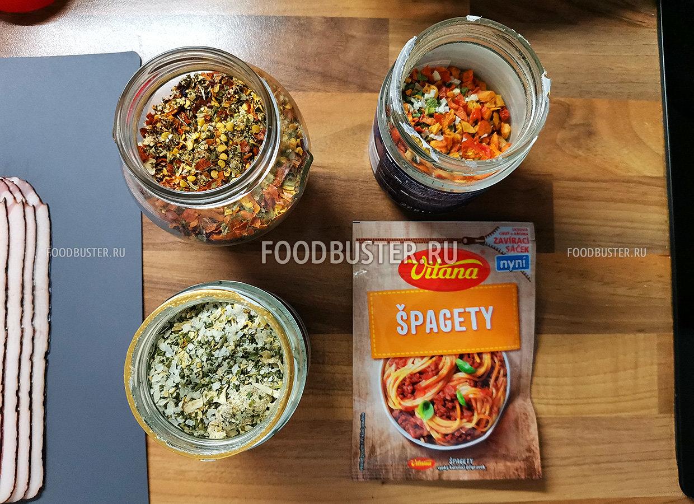 Pasta Carbonara Spices